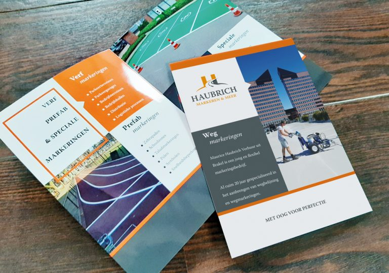 Haubrich markeren en meer folders