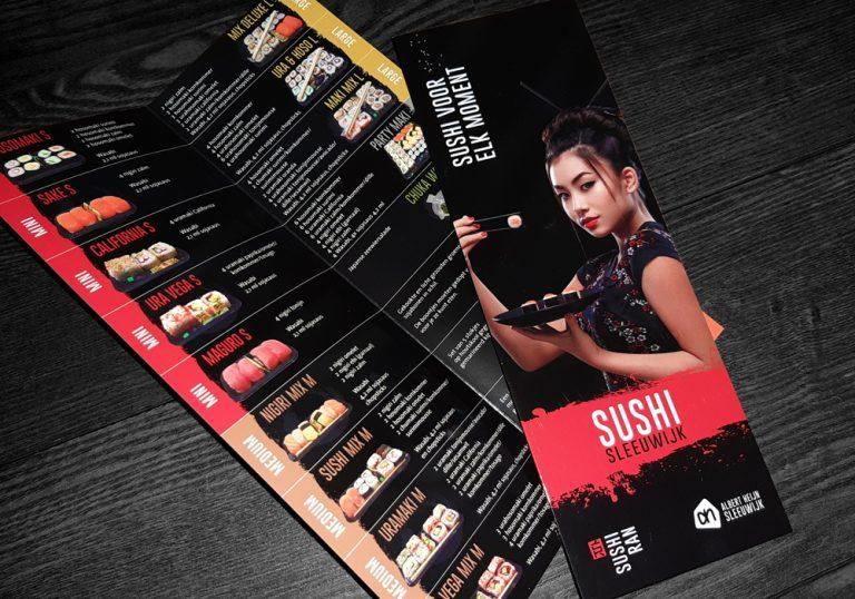 Sushi Sleeuwijk folders